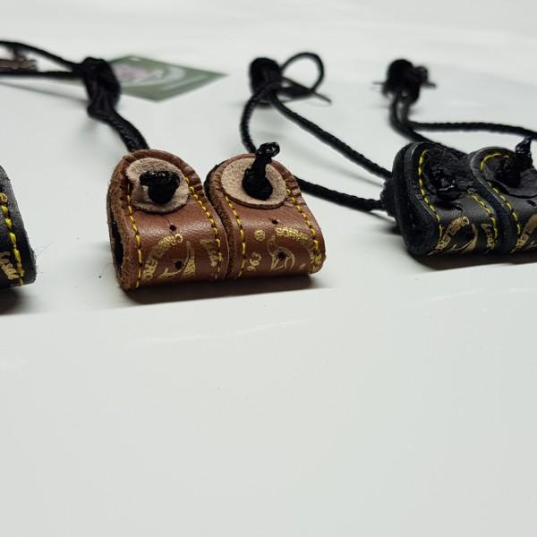 Esposas para palomas cimbeleros artesanos