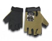 guantes cortos coyote